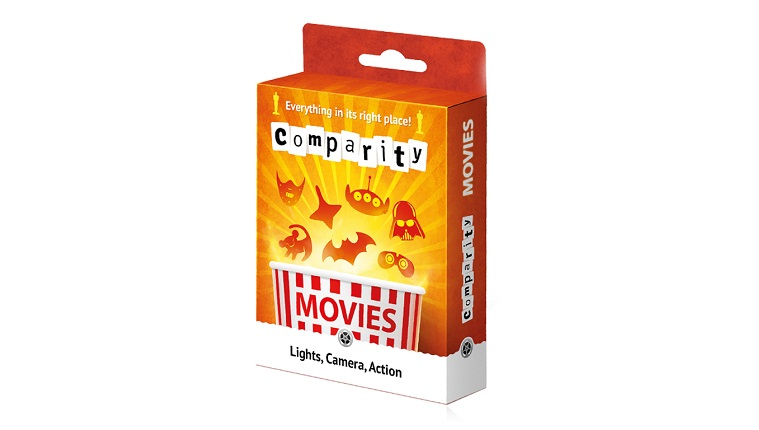 Comparity. Movies