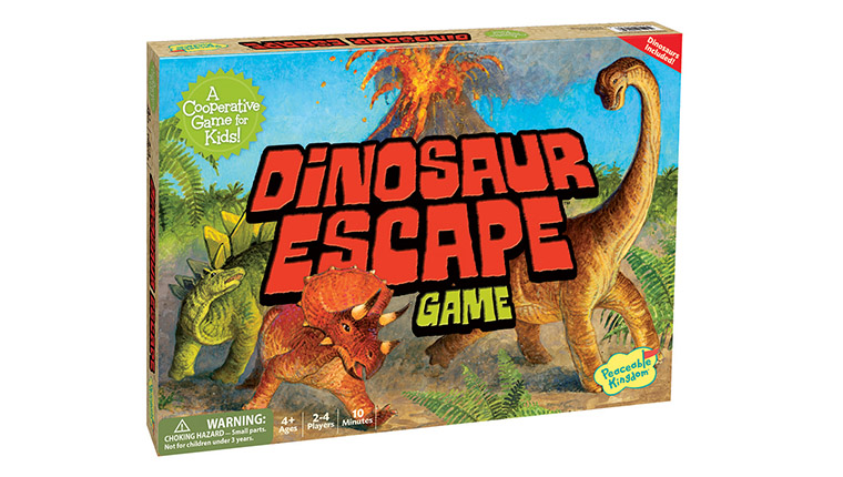 Dinosaur escape