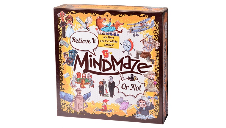Mindmaze: Believe it or not