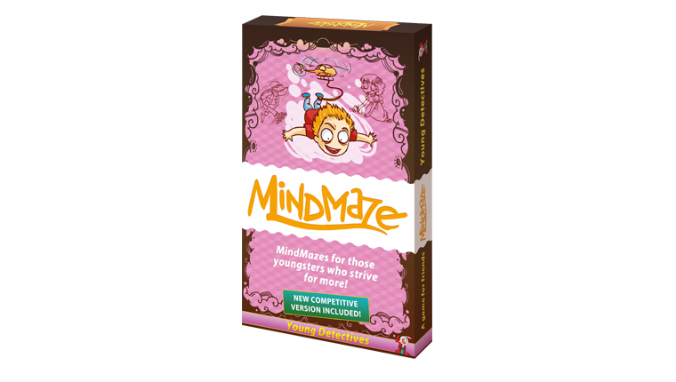Mindmaze: Young detective